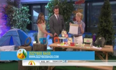 ZizzyBee Bags Featured on The Today Show – Summer Survival Must Haves