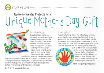 Palmetto Parent Magazine – Unique Mother's Day Gifts
