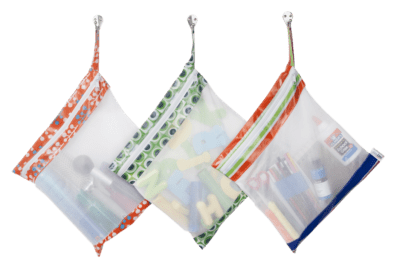 ZizzyBee Mesh Storage Bags Organize Your Everything