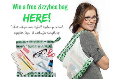 Win a Free ZizzyBee Bag Here!