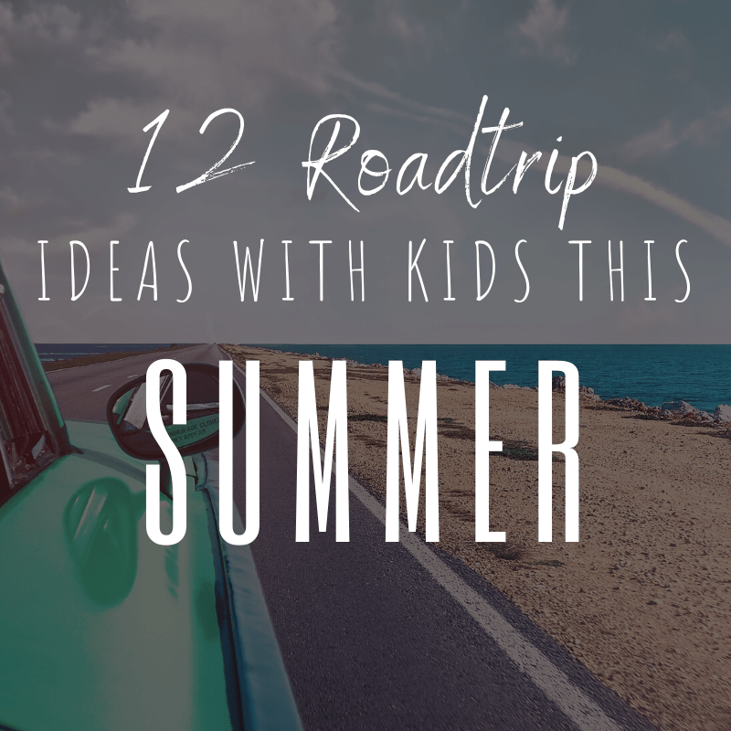 12 Road trip ideas with Kids this summer