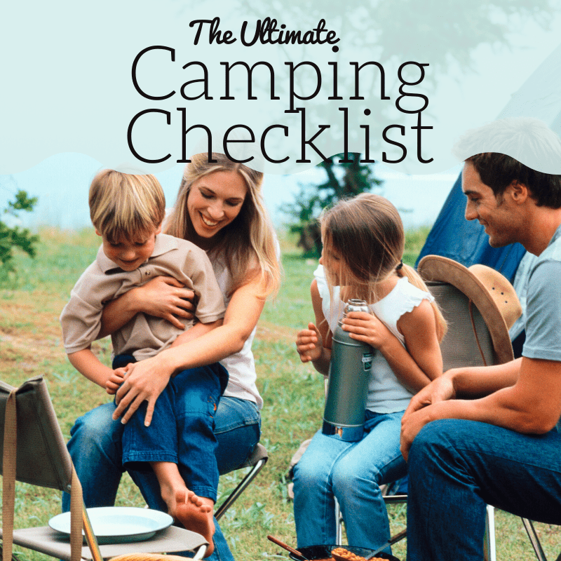 Ultimate Camping Checklist for Families